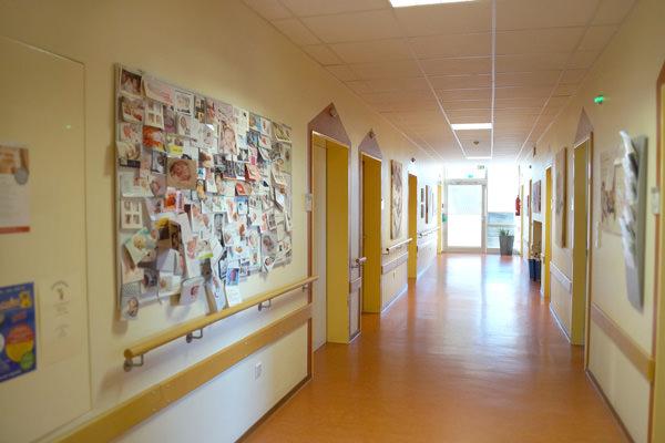 Räume der Hebammengemeinschaft in Halle Westfalen